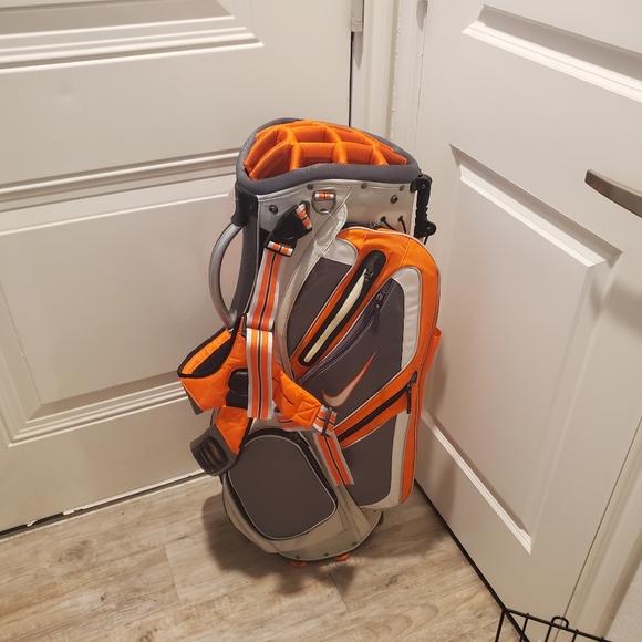 ⛳ nike air hybrid golf bag 14 dividers NWOT